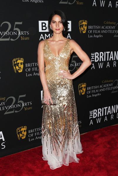 Gold Purse「2012 BAFTA Los Angeles Britannia Awards Presented By BBC AMERICA - Arrivals」:写真・画像(12)[壁紙.com]