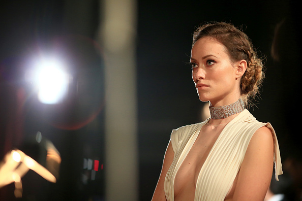 Olivia Wilde「88th Annual Academy Awards - Backstage And Audience」:写真・画像(13)[壁紙.com]