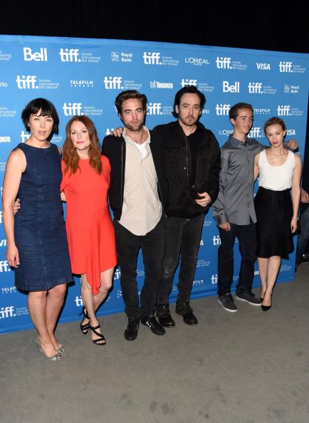 ロバート・パティンソン「'Maps To The Stars' Press Conference - 2014 Toronto International Film Festival」:写真・画像(12)[壁紙.com]