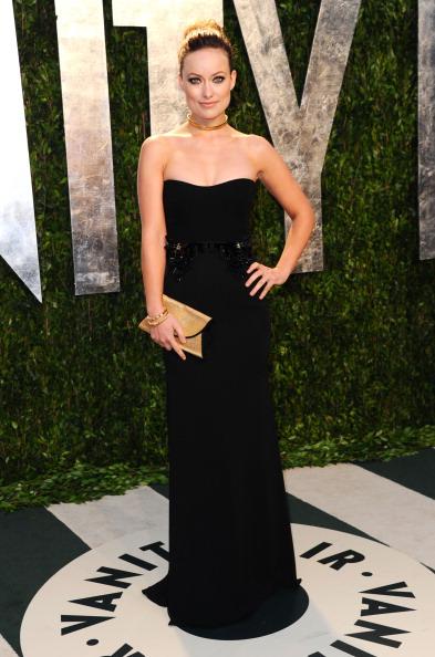 Gold Purse「2012 Vanity Fair Oscar Party Hosted By Graydon Carter - Arrivals」:写真・画像(19)[壁紙.com]