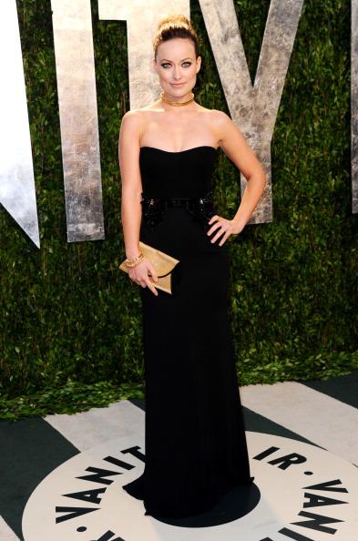 とんぼ「2012 Vanity Fair Oscar Party Hosted By Graydon Carter - Arrivals」:写真・画像(10)[壁紙.com]