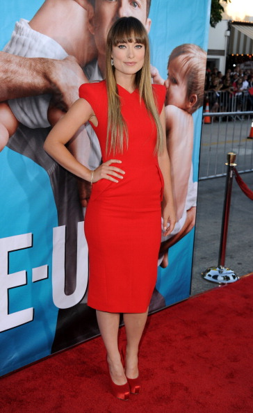 """Pencil Dress「Premiere Of Universal Pictures' """"The Change-Up"""" - Red Carpet」:写真・画像(12)[壁紙.com]"""
