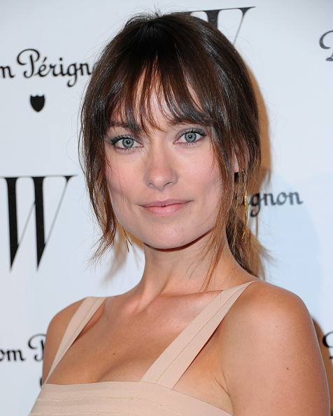 Bangs「W Magazine Golden Globe Awards Party - Arrivals」:写真・画像(16)[壁紙.com]