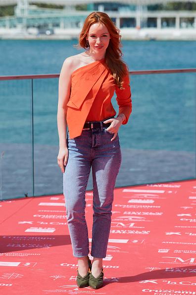 オレンジ色「Day 8 - Malaga Film Festival 2019」:写真・画像(9)[壁紙.com]