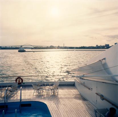 Cruise - Vacation「Cruise ship leaving port」:スマホ壁紙(14)