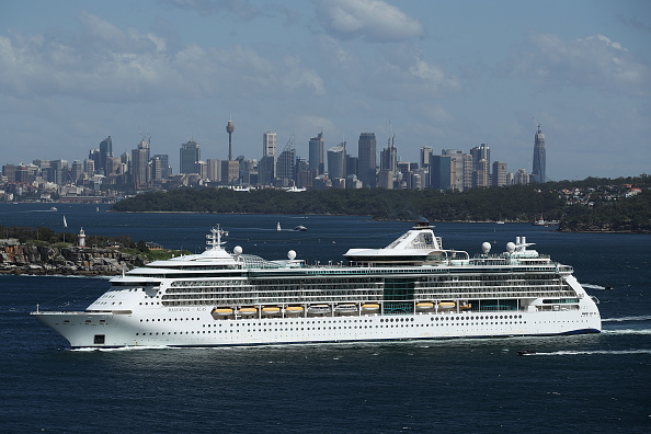 Ship「Cruise Ships Depart New South Wales Amid Coronavirus Crisis」:写真・画像(6)[壁紙.com]