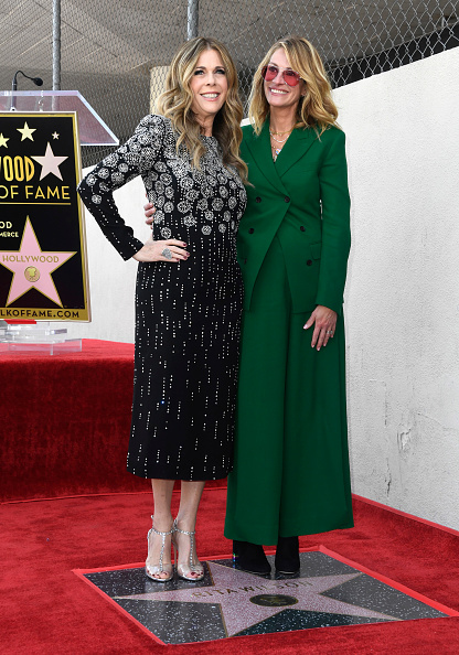 Walk Of Fame「Rita Wilson Honored With Star On The Hollywood Walk Of Fame」:写真・画像(3)[壁紙.com]