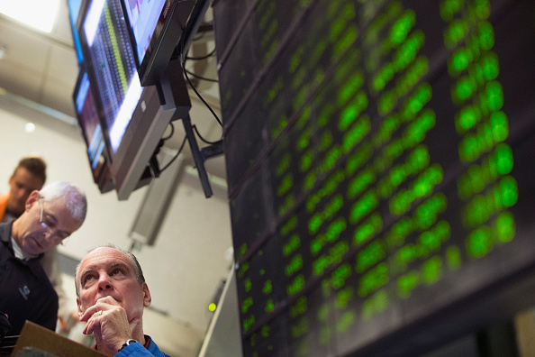 Data「Global Markets Continue Last Week's Steep Decline」:写真・画像(5)[壁紙.com]