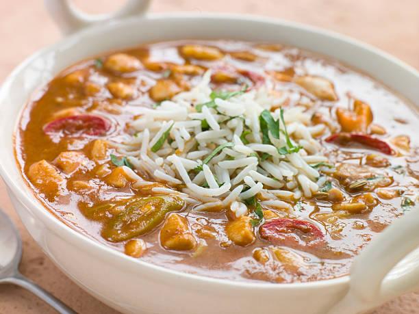 Bowl of Mulligatawny Soup:スマホ壁紙(壁紙.com)