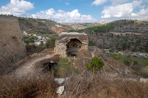 Refugee「Lifta, a deserted Arab village on the outskirts of Jerusalem.」:スマホ壁紙(18)