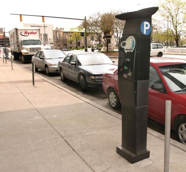 Downtown District「Detroit Rolls Out High Tech Parking Meters」:写真・画像(19)[壁紙.com]