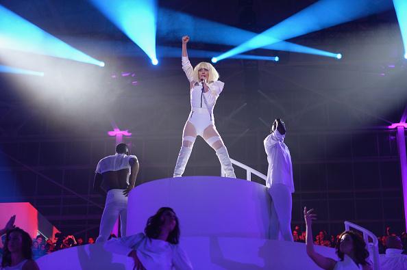 コンサート「Lady Gaga Presents 'artRave' - Inside」:写真・画像(15)[壁紙.com]