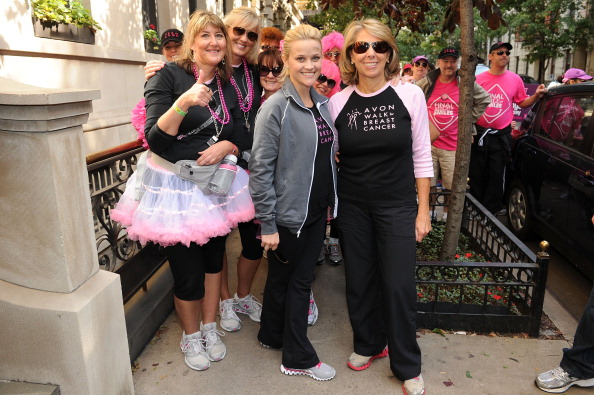 Breast「2011 Breast Cancer Global Congress & Avon Walk For Breast Cancer New York」:写真・画像(14)[壁紙.com]