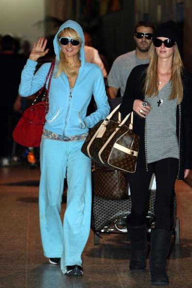 Arrival「Paris Hilton Arrives In Melbourne」:写真・画像(10)[壁紙.com]