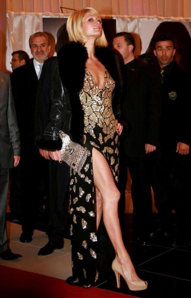 Slit - Clothing「Paris Hilton Attends Miss Turkey 2008 Beauty Pageant」:写真・画像(9)[壁紙.com]