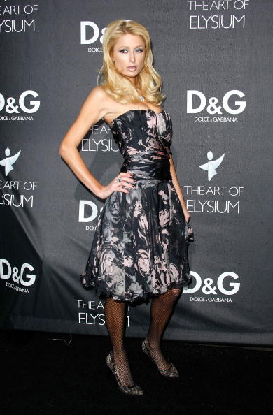Hosiery「Grand Opening Of The D&G Flagship Boutique」:写真・画像(5)[壁紙.com]