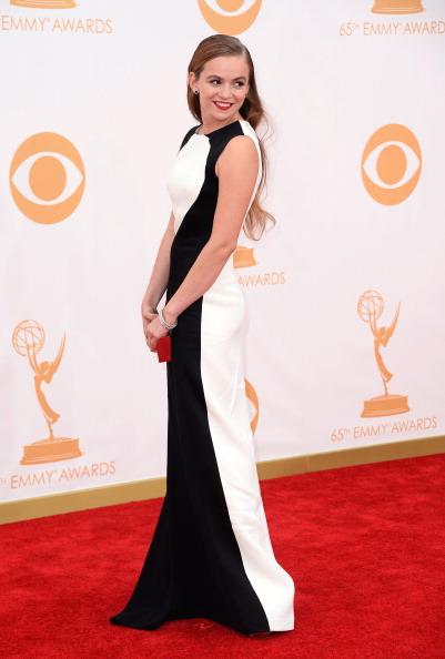 Morgan Saylor「65th Annual Primetime Emmy Awards - Arrivals」:写真・画像(15)[壁紙.com]