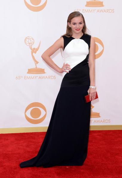 Morgan Saylor「65th Annual Primetime Emmy Awards - Arrivals」:写真・画像(11)[壁紙.com]