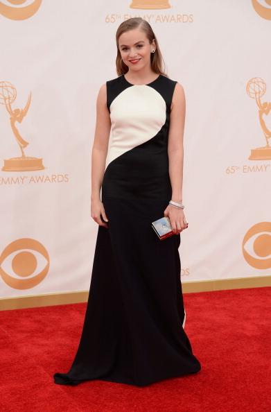 Morgan Saylor「65th Annual Primetime Emmy Awards - Arrivals」:写真・画像(13)[壁紙.com]