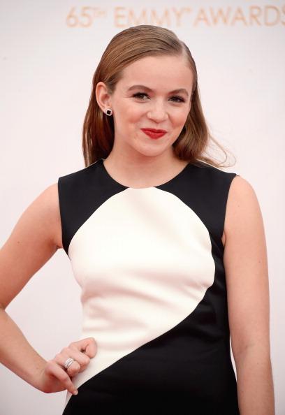 Morgan Saylor「65th Annual Primetime Emmy Awards - Arrivals」:写真・画像(14)[壁紙.com]