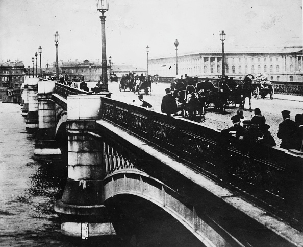 Neva River「Nikolaevsky Bridge」:写真・画像(11)[壁紙.com]