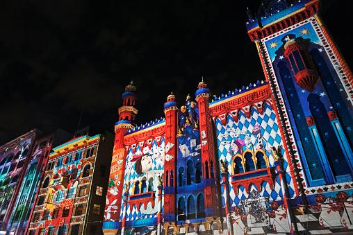 Music Festival「White night Festival, Melbourne, Australia」:スマホ壁紙(5)