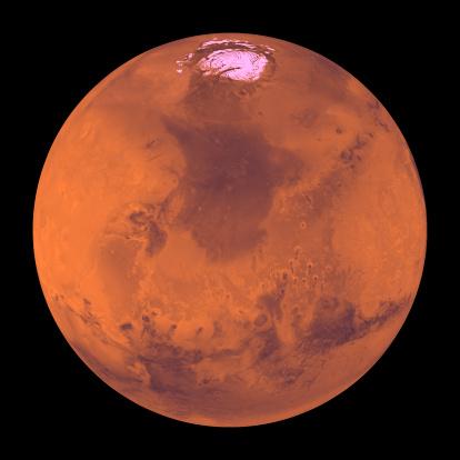 Solar System「Mars」:スマホ壁紙(17)