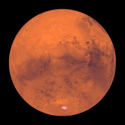 Solar System「Mars」:スマホ壁紙(6)