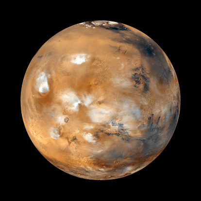 Solar System「Mars」:スマホ壁紙(9)