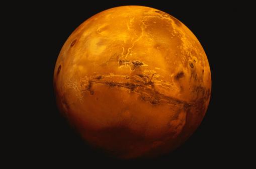 Solar System「Mars」:スマホ壁紙(1)