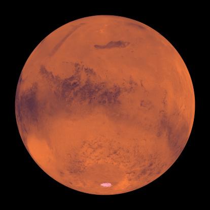 Solar System「Mars」:スマホ壁紙(14)