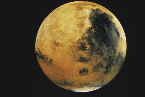 Solar System「Mars」:スマホ壁紙(19)