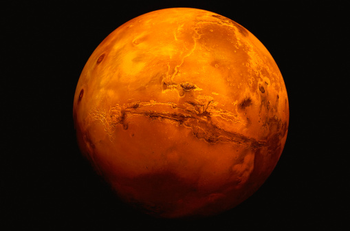 Solar System「Mars」:スマホ壁紙(15)