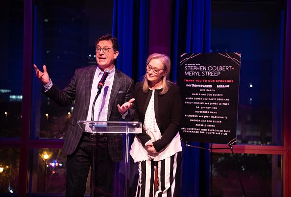 Dave Kotinsky「An Evening With Stephen Colbert & Meryl Streep」:写真・画像(9)[壁紙.com]
