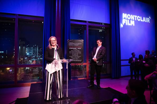 Dave Kotinsky「An Evening With Stephen Colbert & Meryl Streep」:写真・画像(7)[壁紙.com]