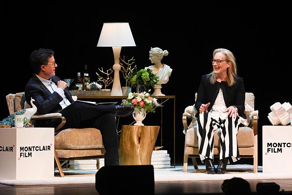 Dave Kotinsky「An Evening With Stephen Colbert & Meryl Streep」:写真・画像(15)[壁紙.com]