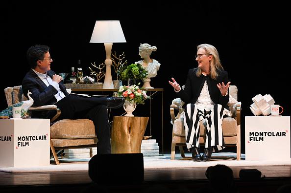 Dave Kotinsky「An Evening With Stephen Colbert & Meryl Streep」:写真・画像(13)[壁紙.com]