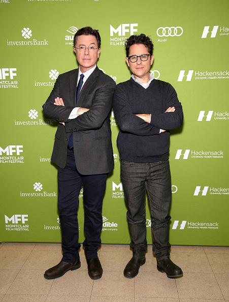 Paul Zimmerman「Montclair Film Festival Presents Celebrity Nerd-Off: Stephen Colbert & J.J. Abrams」:写真・画像(13)[壁紙.com]