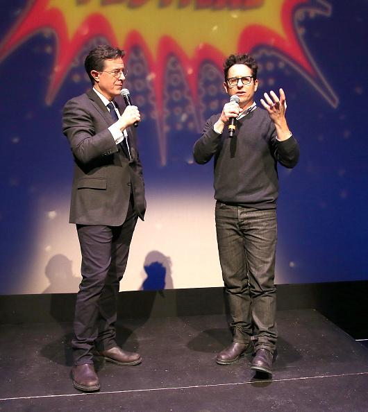 Paul Zimmerman「Montclair Film Festival Presents Celebrity Nerd-Off: Stephen Colbert & J.J. Abrams」:写真・画像(14)[壁紙.com]