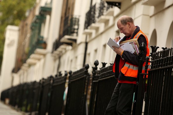 Royal Mail「Royal Mail Postal Workers Hold A Two Day Strike Over Pay And Conditions」:写真・画像(19)[壁紙.com]