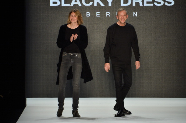 Gratitude「Blacky Dress Berlin Show - Mercedes-Benz Fashion Week Autumn/Winter 2014/15」:写真・画像(16)[壁紙.com]