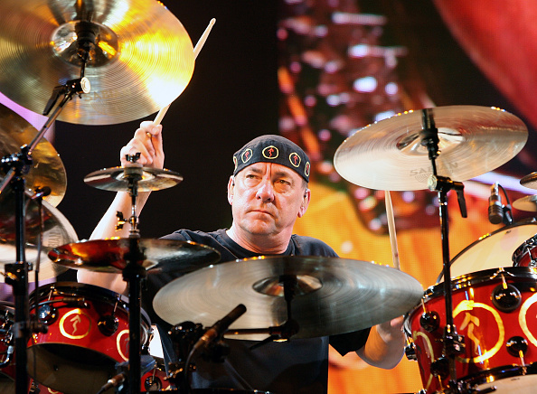 Drummer「Rush Performs At Mandalay Bay」:写真・画像(14)[壁紙.com]