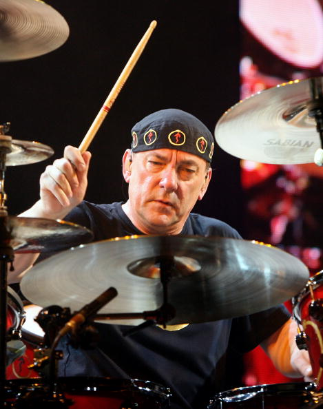 Drummer「Rush Performs At Mandalay Bay」:写真・画像(2)[壁紙.com]