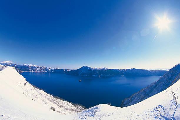 Mashu Lake:スマホ壁紙(壁紙.com)