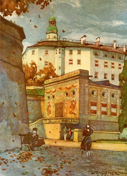 北チロル「Schloss Ambras」:写真・画像(7)[壁紙.com]