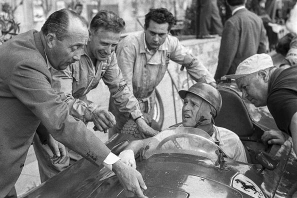 Mechanic「Peter Collins, Grand Prix Of Monaco」:写真・画像(19)[壁紙.com]