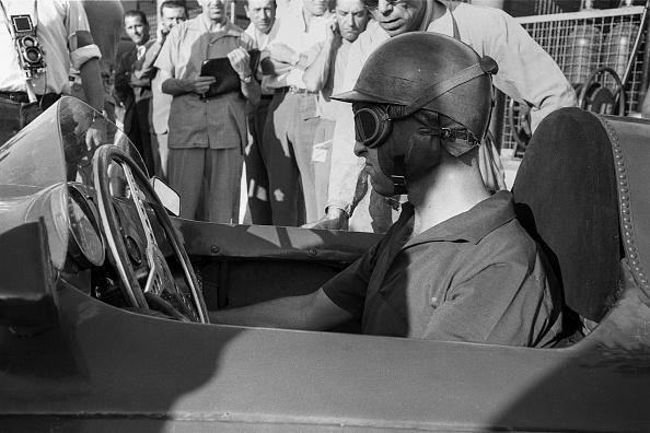 Grand Prix Motor Racing「Peter Collins, Grand Prix Of Italy」:写真・画像(13)[壁紙.com]