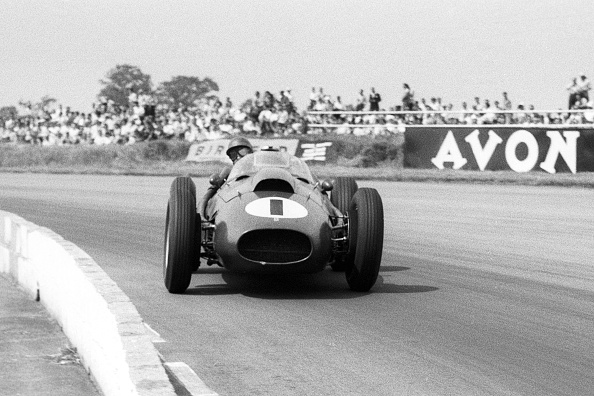 1950-1959「Peter Collins, Grand Prix Of Great Britain」:写真・画像(7)[壁紙.com]