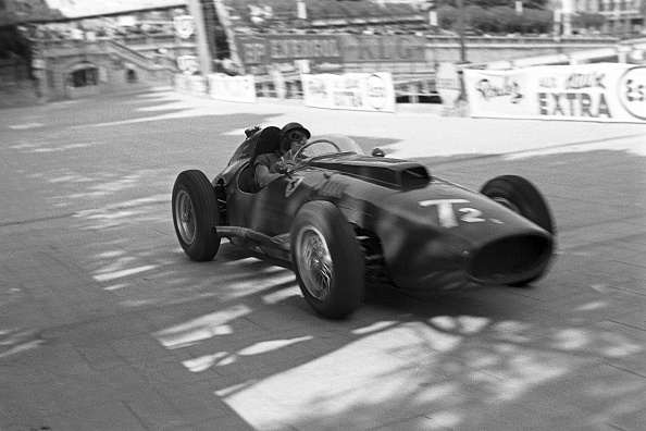 F1グランプリ「Peter Collins, Grand Prix Of Monaco」:写真・画像(0)[壁紙.com]