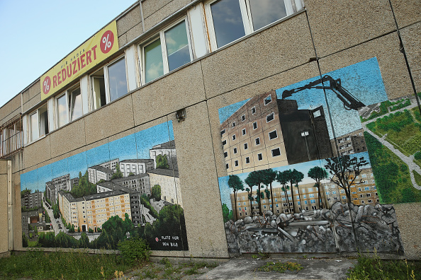 Retail Place「Eastern Germany 25 Years Since German Reunification」:写真・画像(1)[壁紙.com]